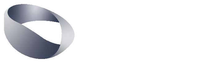 Mobius Group 2019 Logo RGB White